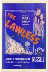 The Lawless 1950 DVD - Macdonald Carey / Gail Russell